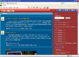 IE7 beta1 Screenshot 1
